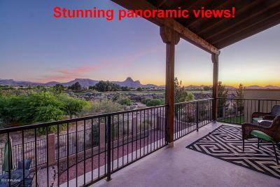 Tucson Single Family Home For Sale: 8353 N Douglas Fir Drive