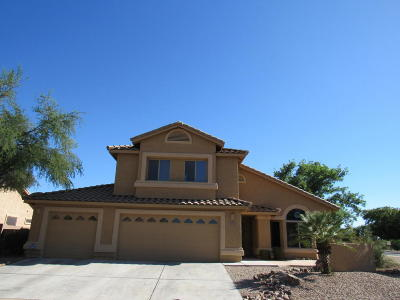 Sahuarita Single Family Home For Sale: 930 E Madera Estates Lane