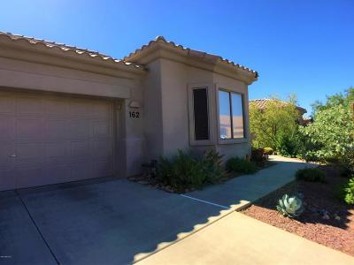 Vistoso Village Townhouse For Sale: 13401 N Rancho Vistoso Boulevard #162
