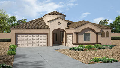 Marana Single Family Home For Sale: 9084 W Spanish Dagger Drive