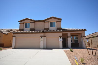 Marana Single Family Home For Sale: 9871 N Howling Wolf Road