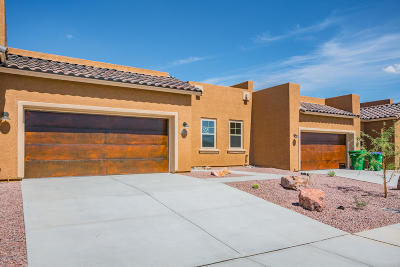 Oro Valley Townhouse For Sale: 13186 N Humphrey's Peak Drive