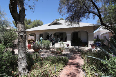 Pima County Single Family Home For Sale: 419 S 5th Avenue