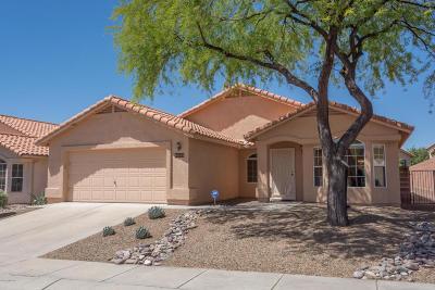 Oro Valley Single Family Home Active Contingent: 10559 N Camino Rosas Nuevas