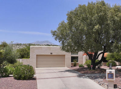 Single Family Home Active Contingent: 7111 E River Canyon Road