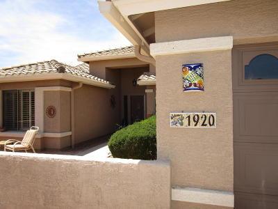 Quail Creek (1-306) Single Family Home For Sale: 1920 E Desert Lark Pass