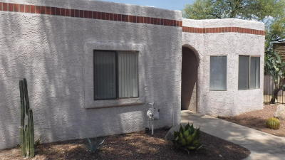 Tucson Townhouse For Sale: 2879 E Weymouth Circle