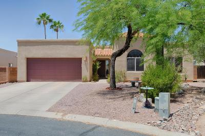 Pima County Single Family Home For Sale: 10311 N Renard Place