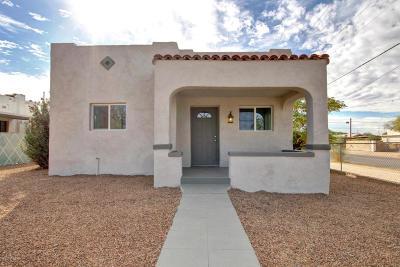 Tucson Single Family Home For Sale: 402 E 22nd Street