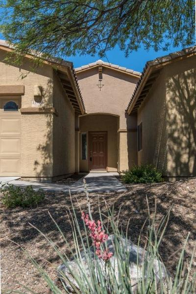 Oro Valley Single Family Home Active Contingent: 11705 N Sage Brook Road