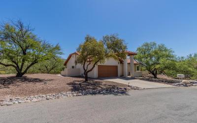 Single Family Home Active Contingent: 8121 E Coronado Road