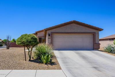 Tucson AZ Single Family Home Active Contingent: $149,000