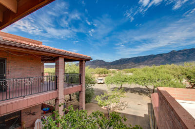 Tucson Single Family Home For Sale: 16655 N Swan Road