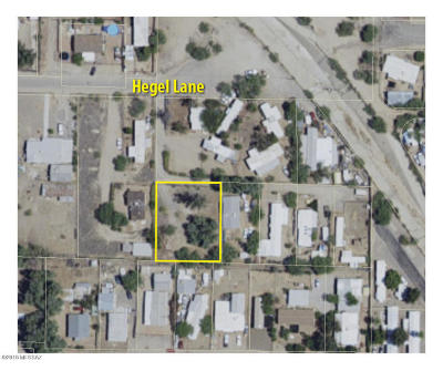 Residential Lots & Land Active Contingent: 1641 W Hegel Lane