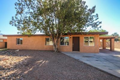 Tucson Single Family Home Active Contingent: 2842 N Tucson Boulevard