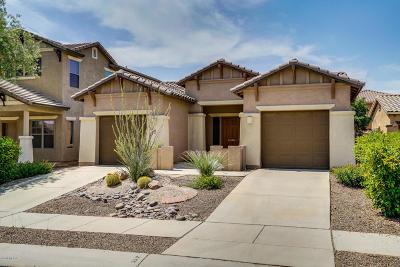 Single Family Home For Sale: 45 W Camino Espiga