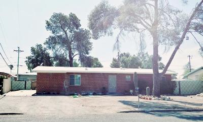 Tucson Single Family Home For Sale: 3309 N El Tovar Avenue