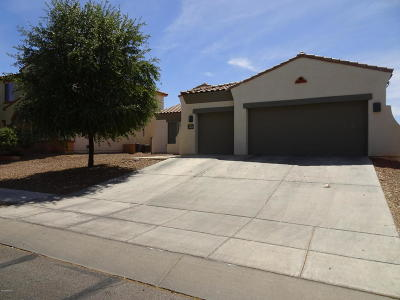 Single Family Home Active Contingent: 15008 S Camino Rio Puerco