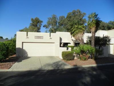 Tucson Townhouse For Sale: 2751 W Casas Ci Circle W