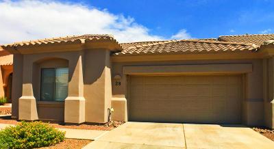 Vistoso Village Townhouse For Sale: 13401 N Rancho Vistoso Boulevard #28