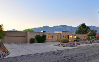 Tucson Single Family Home For Sale: 4941 E Avenida Del Cazador