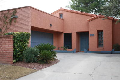 Tucson Single Family Home For Sale: 5160 E Woodgate Lane