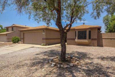 Tucson Single Family Home For Sale: 2854 W Sandbrook Lane