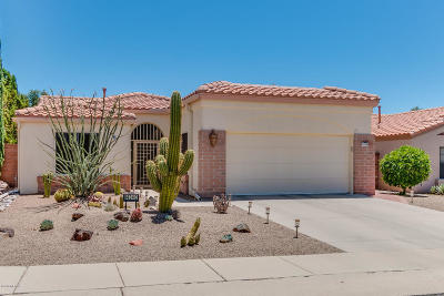 Oro Valley Single Family Home For Sale: 14340 N Rusty Gate Trail