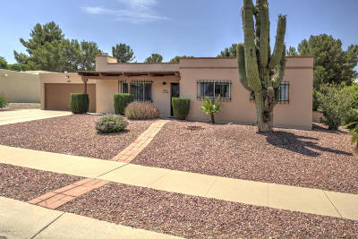 Green Valley Single Family Home Active Contingent: 1265 N Abrego Drive