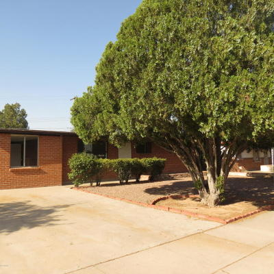 Tucson Single Family Home For Sale: 1331 W King Place