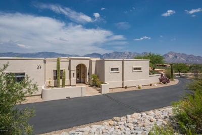 Oro Valley Single Family Home For Sale: 12315 N Copper Springs Trail