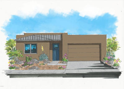 Tucson Single Family Home Active Contingent: 1583 N Keating Court