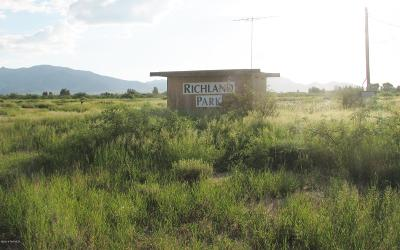 Cochise Residential Lots & Land For Sale: 1983 Us-191