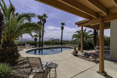 Tucson Single Family Home Active Contingent: 6630 E Circulo Invierno