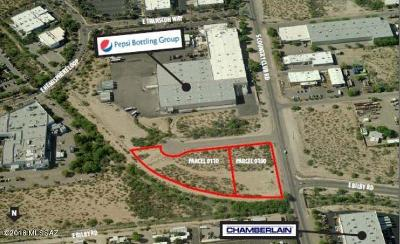 Tucson Residential Lots & Land For Sale: 3131-3161 E Atlas Place #1&2