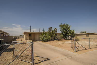 Pima County Single Family Home For Sale: 3860 E Nebraska Stravenue