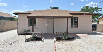 Pima County Single Family Home For Sale: 3440 S Liberty Avenue