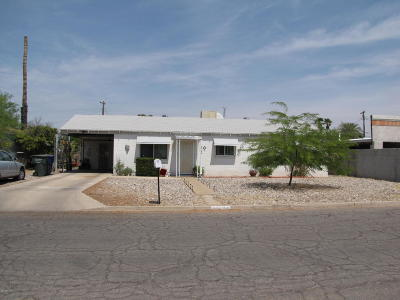 Tucson Single Family Home Active Contingent: 2326 S Holly Stravenue