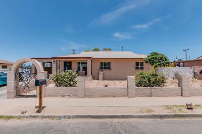 Tucson Single Family Home Active Contingent: 2933 E Norton Vista