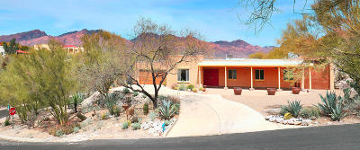 Tucson Single Family Home For Sale: 4742 N Paseo Tubutama