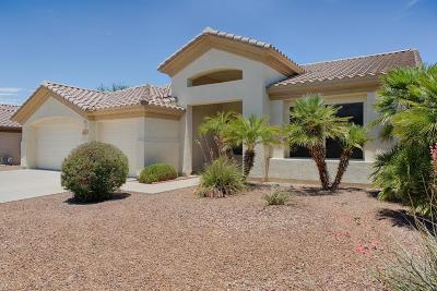 Tucson Single Family Home Active Contingent: 7784 W Talavera Way