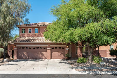 Tucson Single Family Home Active Contingent: 3993 W Valley Mine Road