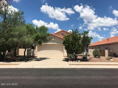 Oro Valley Single Family Home For Sale: 473 E Heatherglenn Place