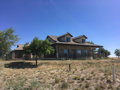 Single Family Home Sold: 13855 E Beatty Ranch Road