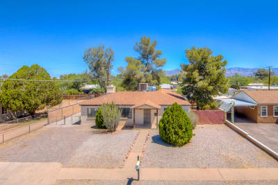 Tucson Single Family Home For Sale: 3703 E 24th Street