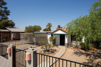 Tucson Single Family Home Active Contingent: 2317 N Chrysler Drive