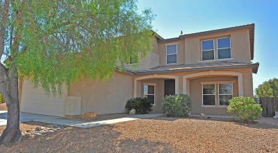 Tucson Single Family Home For Sale: 5577 W Copperhead Drive