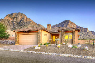 Oro Valley Single Family Home For Sale: 2460 E Della Roccia Court