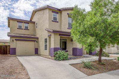 Tucson Single Family Home For Sale: 4266 E Wading Pond Drive