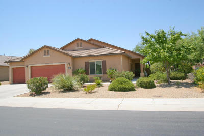 Marana Single Family Home For Sale: 11297 W Sandby Green Place